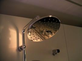 オーバーヘッドシャワー,シャワー, シャワーヘッド, レインダンス, 風呂, 浴室,TOTO,ベーシックプラス
